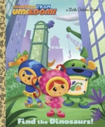 <h5>Find the Dinosaurs! (2012)</h5><p>Team Umizoomi; Nickelodeon; TV</p>