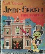 <h5>Fire Fighter #D50 (1956)</h5><p>Pinocchio; Jiminy Cricket; Disney; Film; TV</p>