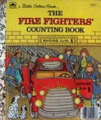 <h5>The Fire Fighters' Counting Book #203-45 (1983)</h5>