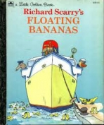 <h5>Floating Bananas #208-65 (1993)</h5><p>Busy Town; Richard Scarry's</p>