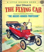 <h5>The Flying Car #D96 (1961)</h5><p>The Absent-Minded Professor; Disney; Film</p>