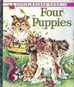 <h5>Four Puppies #405 (1960)</h5>