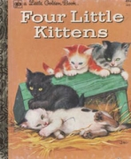 <h5>Four Little Kittens #322 (1957) (#530, 1963)</h5>