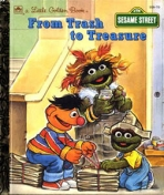 <h5>From Trash to Treasure #108-70 (1993)</h5><p>Sesame Street; Jim Henson; TV</p>