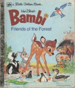 <h5>Friends of the Forest #D132 (1975)</h5><p>Bambi; Disney; Film</p>