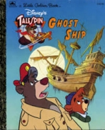 <h5>Ghost Ship #104-62 (1991)</h5><p>Tailspin; Disney; TV</p>