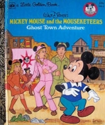 <h5>Ghost Town Adventure #D135 (1977)</h5><p>Mickey Mouse and the Mouseketeers; Disney; TV</p>