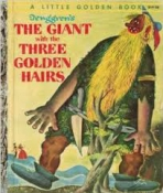 <h5>The Giant with the Three Golden Hairs #219 (1955)</h5><p>Tenggren</p>