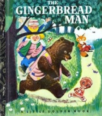 <h5>The Gingerbread Man #165 (1953) (#437, 1961)</h5><p>Fairy Tales</p>