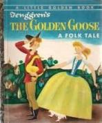 <h5>The Golden Goose #200 (1954) (#487, 1962)</h5><p>A Folk Tale Tenggren; Folk Tale</p>
