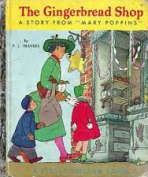 <h5>The Gingerbread Shop #126 (1952)</h5><p>Mary Poppins; Books</p>