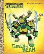 <h5>Green vs. Mean (2013)</h5><p>Teenage Mutant Ninja Turtles; Nickelodeon; TV</p>