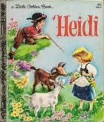 <h5>Heidi #192 (1954) (#258, 1956; #470, 1962; #308-31, 1981)</h5><p>Books</p>