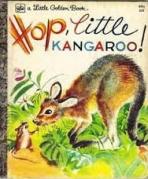<h5>Hop, Little Kangaroo! #558 (1965)</h5>