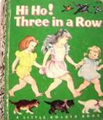 <h5>Hi! Ho! Three in a Row #188 (1954)</h5>