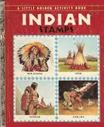 <h5>Indian Stamps #A13 (1957)</h5><p>Stamps; Activity Book</p>