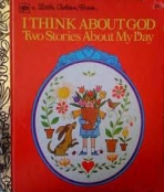<h5>I Think About God #111 (1974)</h5><p>Two Stories About My Day Inspirational</p>