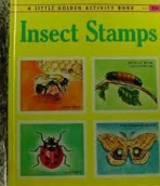 <h5>Insect Stamps #A25 (1958)</h5><p>Activity Book</p>