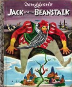 <h5>Jack and the Beanstalk #179 (1953) (#281, 1957; #420, 1960)</h5><p>Tenggren; Fairy Tales</p>