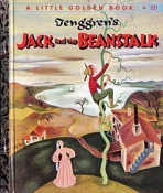 <h5>Jack and the Beanstalk #281 (1957) (#420, 1960)</h5><p>Tenggren; Fairy Tales</p>