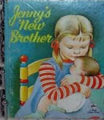 <h5>Jenny's New Brother #596 (1970)</h5>