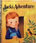 <h5>Jack's Adventure #308 (1958)</h5>