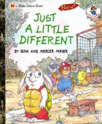 <h5>Just a Little Different (2001)</h5><p>Little Critter; Books</p>