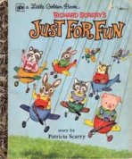 <h5>Just for Fun #264 (1960)</h5><p>Richard Scarry</p>