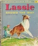 <h5>Lassie and the Lost Explorer #343 (1958)</h5><p>Lassie; Film</p>