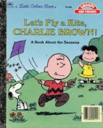 <h5>Let's Fly a Kite, Charlie Brown! #111-62 (1987, 2015)</h5><p>Snoopy and Friends; Comics; TV</p>