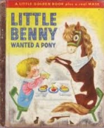 <h5>Little Benny Wanted a Pony #97 (1950)</h5>