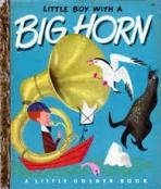 <h5>Little Boy with a Big Horn #100 (1950)</h5>