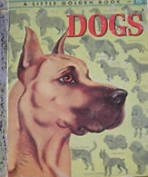 <h5>The Little Golden Book of Dogs #260 (1956)</h5>