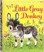 <h5>Little Gray Donkey #206 (1954)</h5>