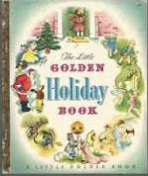 <h5>The Little Golden Holiday Book #109 (1951)</h5>