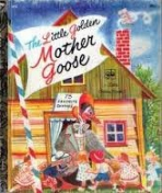 <h5>The Little Golden Mother Goose #283 (1957) (#390, 1960; #472, 1972)	</h5>