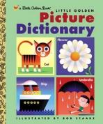 <h5>The Little Golden Picture Dictionary (2002)</h5><p>Non-Fiction</p>