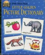 <h5>The Little Golden Picture Dictionary (1997)</h5><p>Non-Fiction</p>