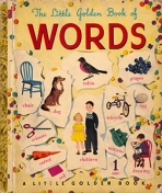 <h5>The Little Golden Book of Words #45 (1948) </h5><p>AKA Words</p>