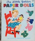 <h5>The Little Golden Paper Dolls #280 (1956)</h5><p>Paper Dolls</p>