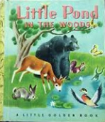 <h5>Little Pond in the Woods #43 (1948)</h5>