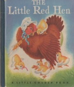 <h5>The Little Red Hen #6 (1942) (#296, 1957)</h5><p>Folk Tales</p>