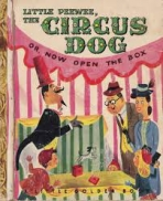 <h5>Little Pee Wee or, Now Open the Box #52 (1948)</h5><p> AKA Little Pee Wee, the Circus Dog or, Now Open the Box</p>