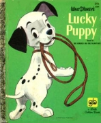 <h5>The Lucky Puppy #D89 (1960)</h5><p>101 Dalmatians; Disney; Film</p>