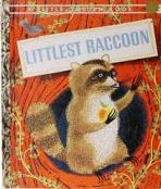 <h5>Littlest Raccoon #457 (1961)</h5>