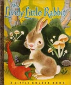 <h5>The Lively Little Rabbit #15 (1943) (#551, 1964)</h5>