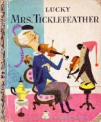 <h5>Lucky Mrs. Ticklefeather #122 (1951)</h5>