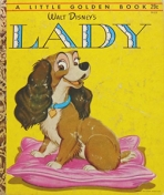 <h5>Lady #D42 (1954) (#D103, 1963)</h5><p>Lady and the Tramp; Disney; Film</p>