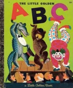 <h5>The Little Golden ABC #101 (1951)</h5><p>Also in #101B, Puzzle Edition ABCs</p>