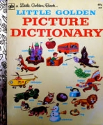<h5>The Little Golden Picture Dictionary #369 (1959) (#205-32)</h5><p>Non-Fiction</p>